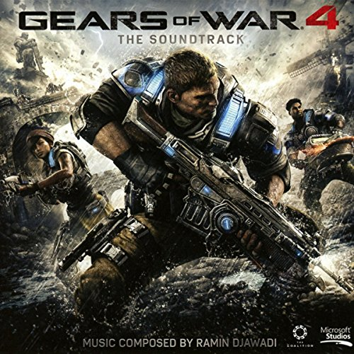 Price comparison product image Gears of War 4 - The Soundtrack