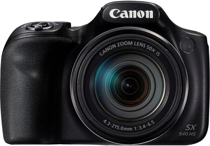 Cámara de fotos bolso rojo para Canon PowerShot sx540hs sx540 HS