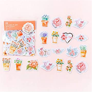 2Sheets waterproof name sticker for notebook kids diary mark scrapbook lables MA