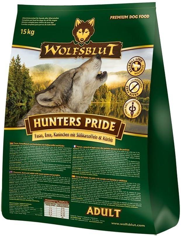 Wolf Sangre Hunters Pride, 1er Pack (1 x 2 kg): Amazon.es: Productos para mascotas