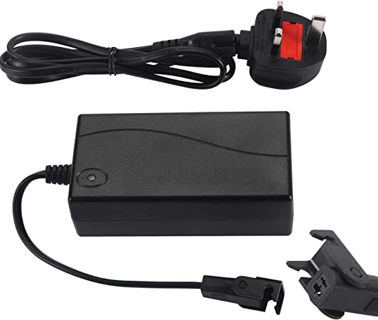 XHHLUO Replacement Lift Chair Recliner AC//DC 29V2A Power Supply Transformer with Battery Backup