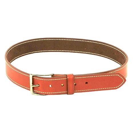 Desantis Tan Plain Belt 1 1//2in Wide B12TL36Z0