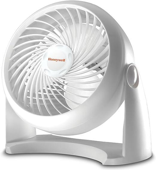 Honeywell Table Air Circulator Fan Turboforce Cooling HT-900 Black Personal