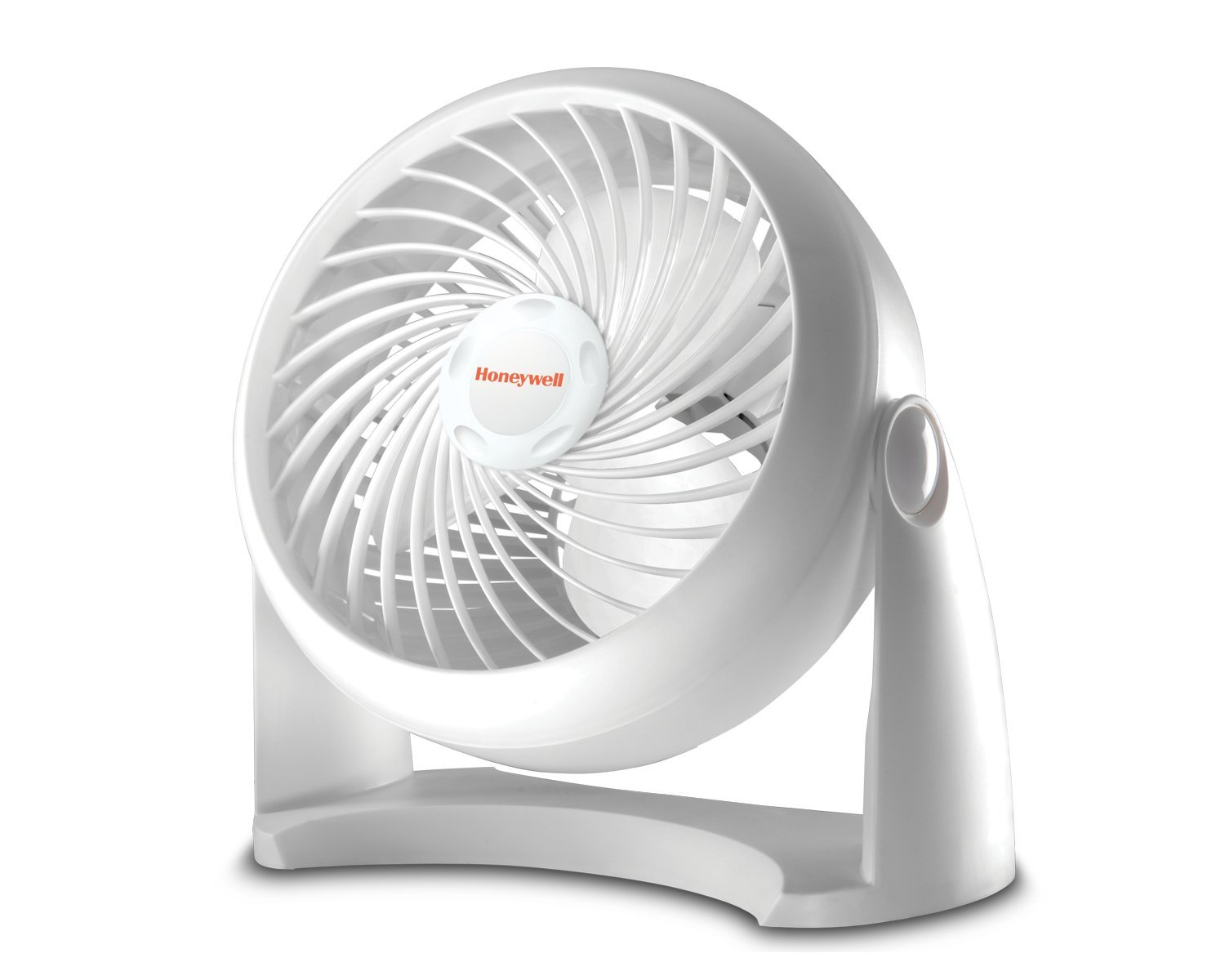 Honeywell HT-904 Tabletop Air-Circulator Fan, White, 11 inch by Honeywell