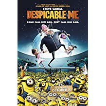 """Posters USA Minions Despicable Me 2 Movie Poster GLOSSY FINISH - MOV583 (24"""" x 36"""" (61cm x 91.5cm))"""