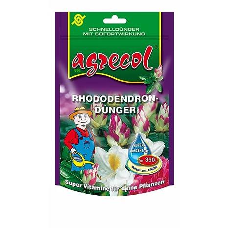 Premium para rododendos (Color Fucsia con efecto rápido – para 350 L Agua de Riego