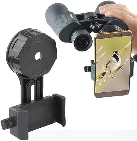 gosky prismáticos telescopio Smartphone Adaptador – rápido alineación versión Smartphone Adaptador de digiscoping – captura la belleza y compartir it con tus amigos: Amazon.es: Electrónica