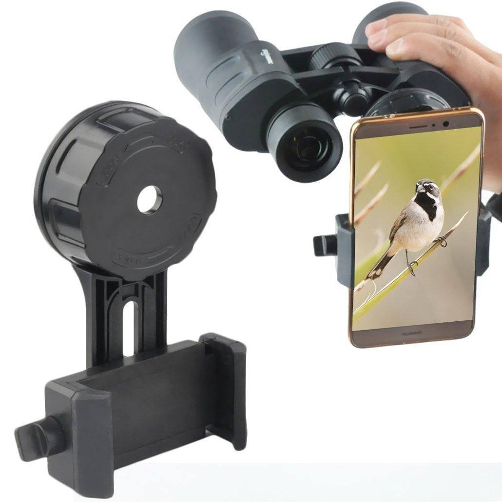 gosky prismáticos telescopio Smartphone Adaptador–rápido alineación versión Smartphone Adaptador de digiscoping–captura la belleza y compartir it con tus amigos NEW-TA010