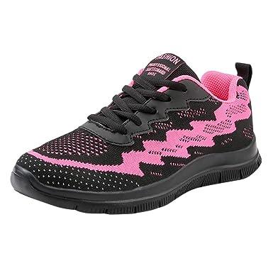 13f6b8e3e33b7 Amazon.com: Moonker Fashion Women Outdoor Walking Shoes Sneakers ...