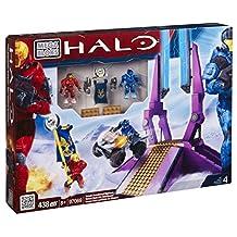 Halo Mega Bloks Exclusive Set #97069 Versus Snowbound Highbase