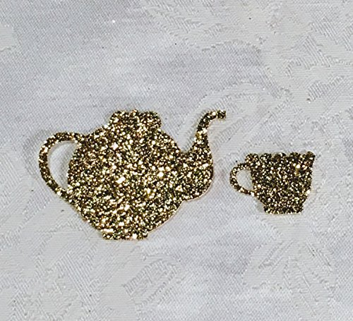 nd Teacup Shaped Confetti, MANY COLORS AVAILABLE ()