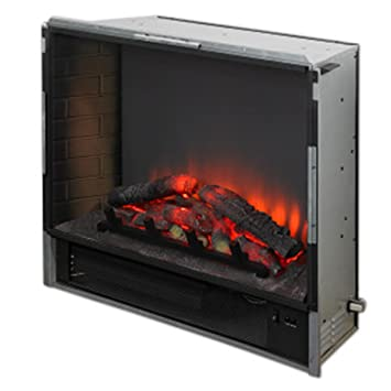 Charming Gallery Led Built In Electric Fireplace Idea Built In Electric Fireplace