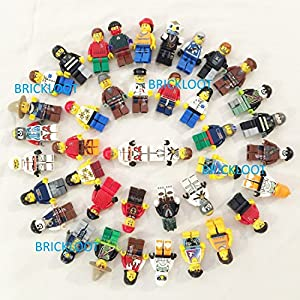 12 RANDOM Lego Mini Figures ~ Brand New ~ Random Assortment of Mini Figs w/all body parts; hat, hair or helmet. New High Quality LEGO product - 61PTezEE2tL - 12 Random Lego Minifigures – Brand New – Excellent Assortment of Mini Figs w/all Body Parts; Hat, Hair or Helmet. New Lego Product
