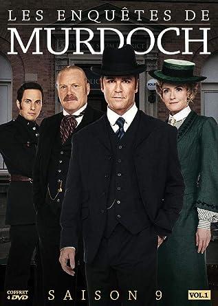 Les Enquêtes de Murdoch - Saison 9 - Vol. 1 Italia DVD ...