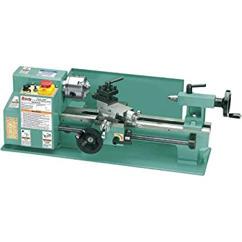 Grizzly G8688 Mini Metal Lathe