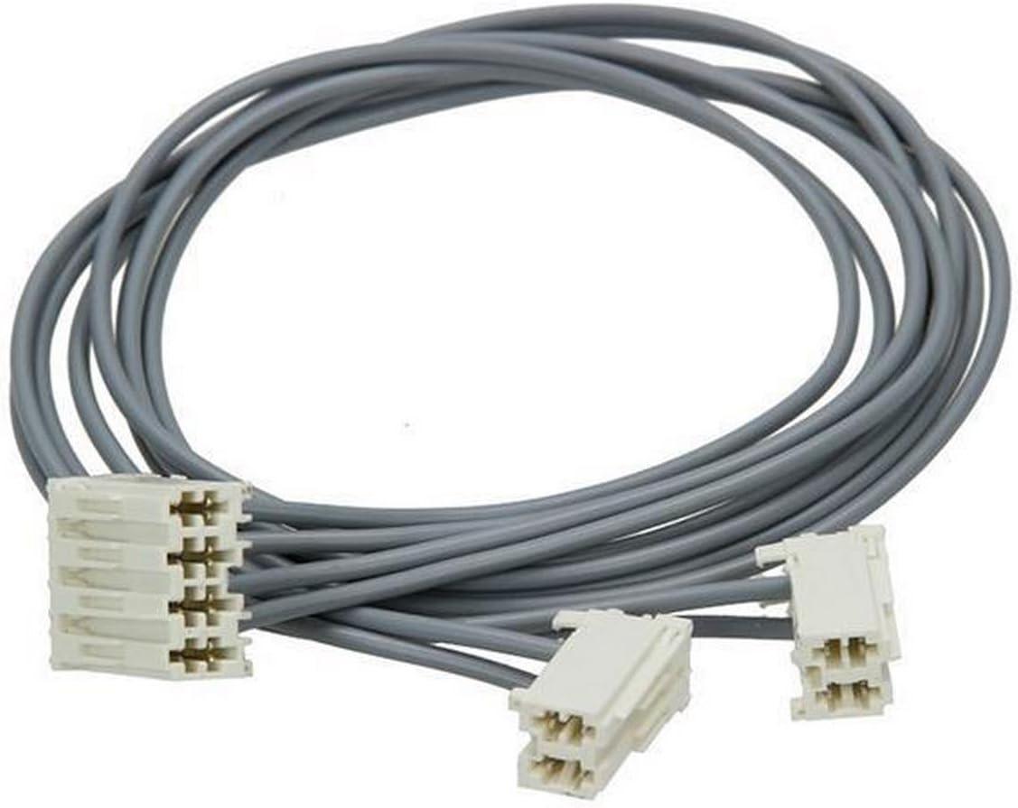 AEG Electrolux AEG Mazo de cables de Electrolux Lavadora y secadora de cerraduras de puertas 132523100 1325231007