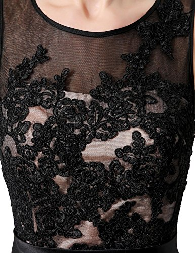 Gown Sd325 Tulle Belle House Lace Strapless Women's black Formal Dresses Ball Long Evening xBYxF6P