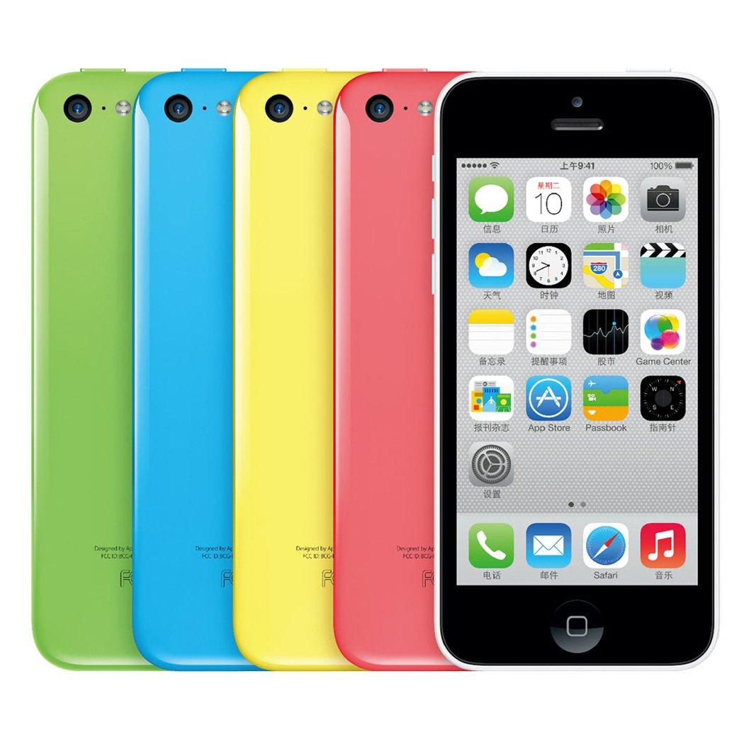 Apple iPhone 5C 8 GB Unlocked, White (Certified Refurbished) by Apple (Image #2)