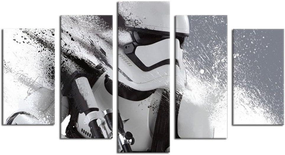 STAR WARS STORMTROOPER CANVAS WALL ART Handmade Canvas Print *Various Sizes*
