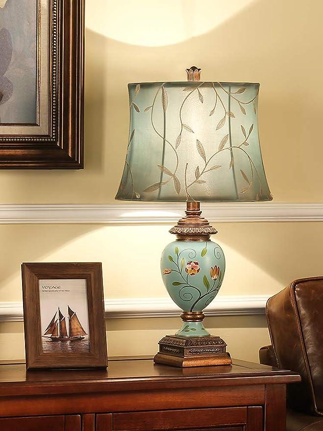 HLF- Lámpara de Piso Retro Simple lámpara de Mesa/Sala de ...