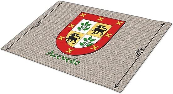 BaLaBala Acevedo Family Acevedo Large Front Door Mats