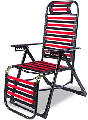 Health Chair Siesta Folding Deck Outdoors Office Summer Cool Chairs Sandy Beach Bed