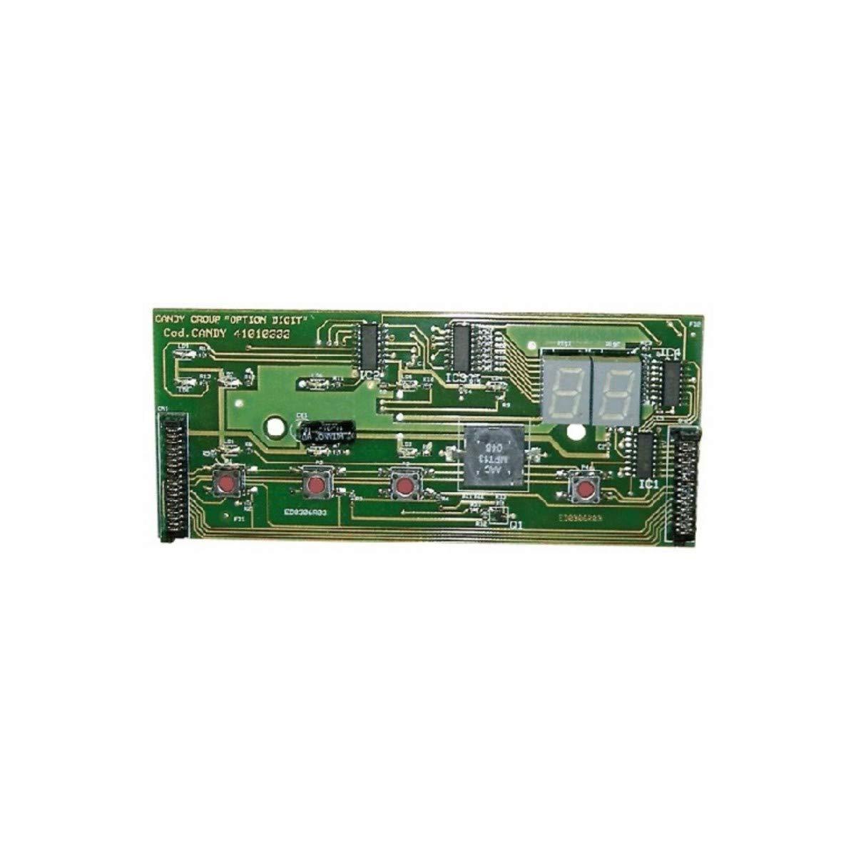 Modulo electronico lavavajillas Candy CDF715T37 41010333: Amazon.es