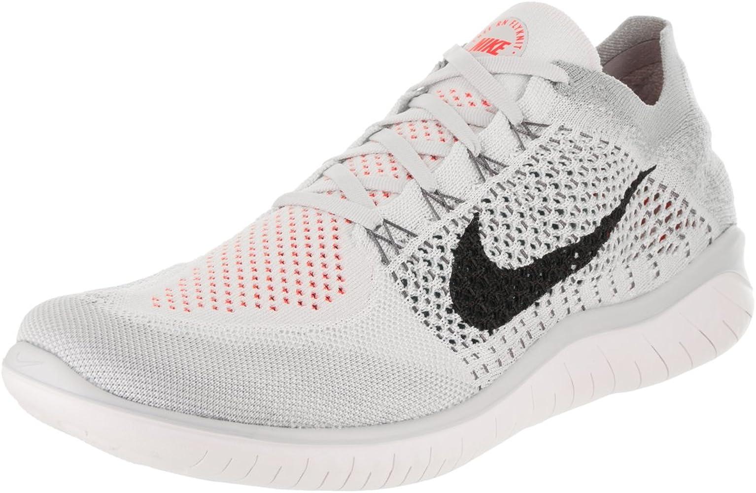 Nike Herren Laufschuh Free Run Flyknit 2018, Zapatillas de Running ...