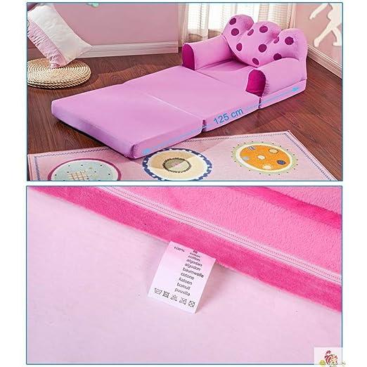 Amazon.com: YONGJUN Sofá infantil multifuncional, mini ...