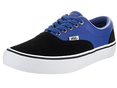 8ec58cc199 Vans Men s Era Pro (Real Skateboards) Bk TrBl Skate Shoe 7.5 Men US