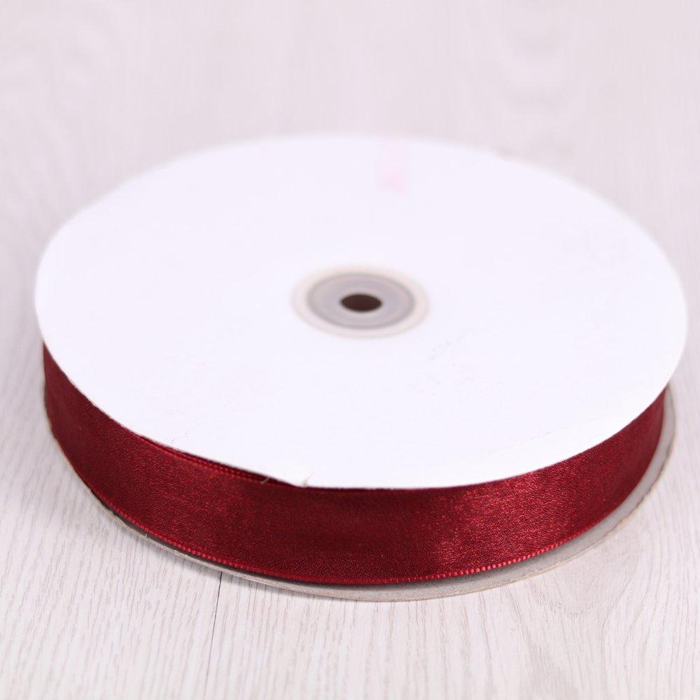 Molshine 100yd 1-inch Premium Quality Shimmer Sheer Organza Ribbon 100/% Nylon Black