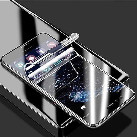XLLXPZ Película de hidrogel Suave, para Xiaomi Redmi 6 Pro 6A S2 5 ...