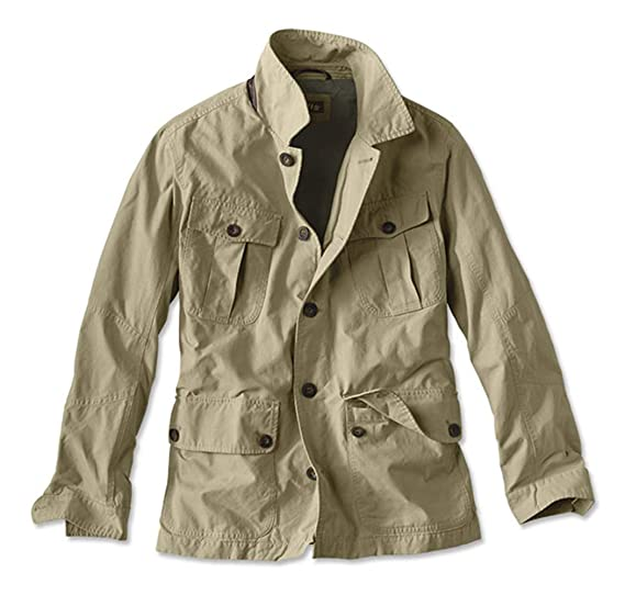 Orvis Men S Field And Safari Jacket At Amazon Men S Clothing Store