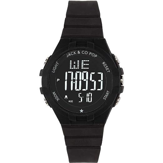 Reloj Digital Mujer Jack & Co Margarita Trendy cód. jw0167l4