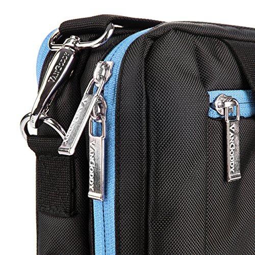 Memphis Padded Hybrid Bag For Asus 11.6'' - 14'' Laptop Tablet 2in1 PCs (TransMemphis Padded Hybrid Bagmer,ROG by Vangoddy (Image #3)