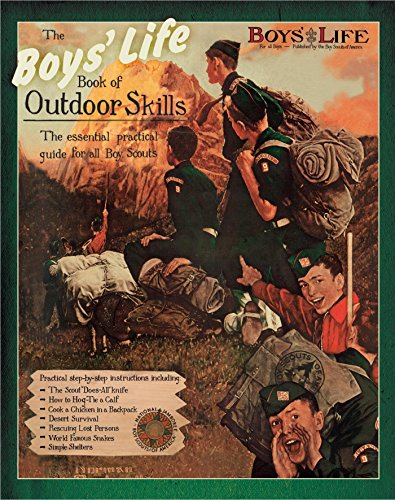 Boys' Life Book of Outdoor Skills by [Boy Scouts of America]