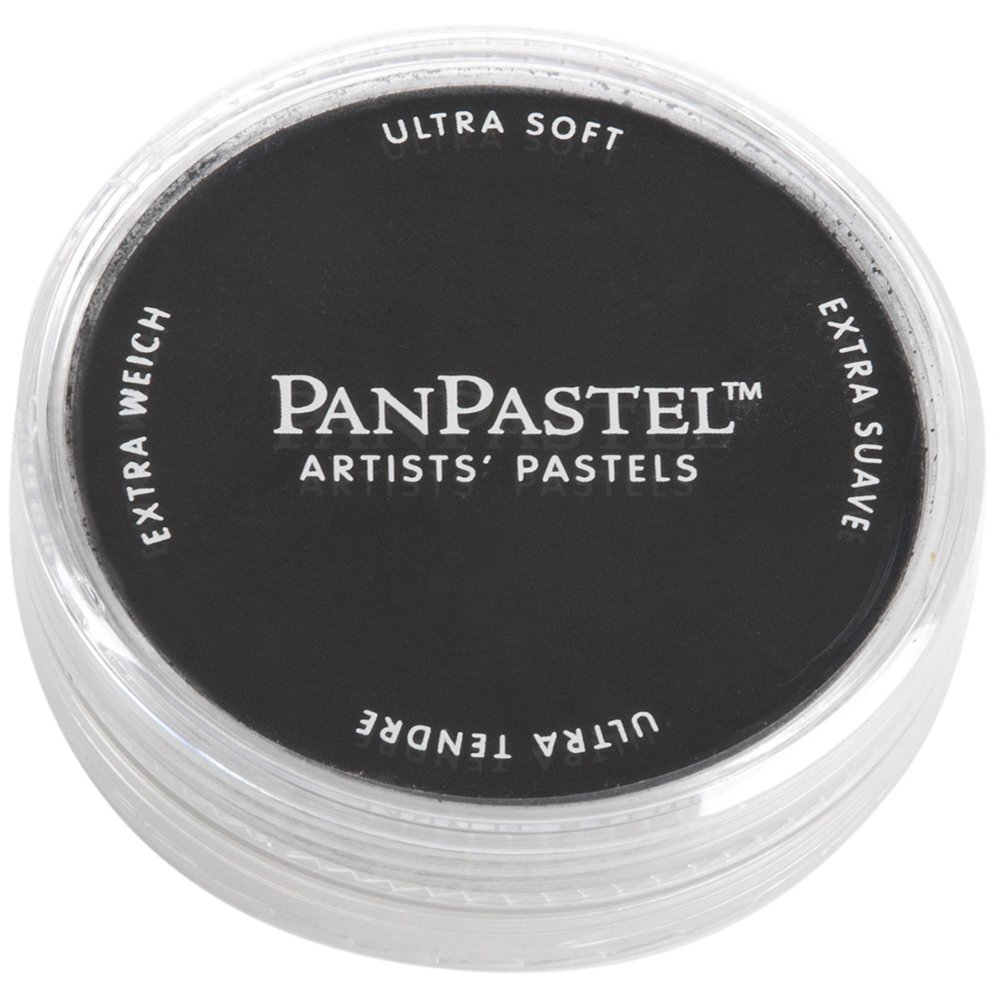 PanPastel Ultra Soft Artist Pastel, Black Notions - In Network PPSTL-28005