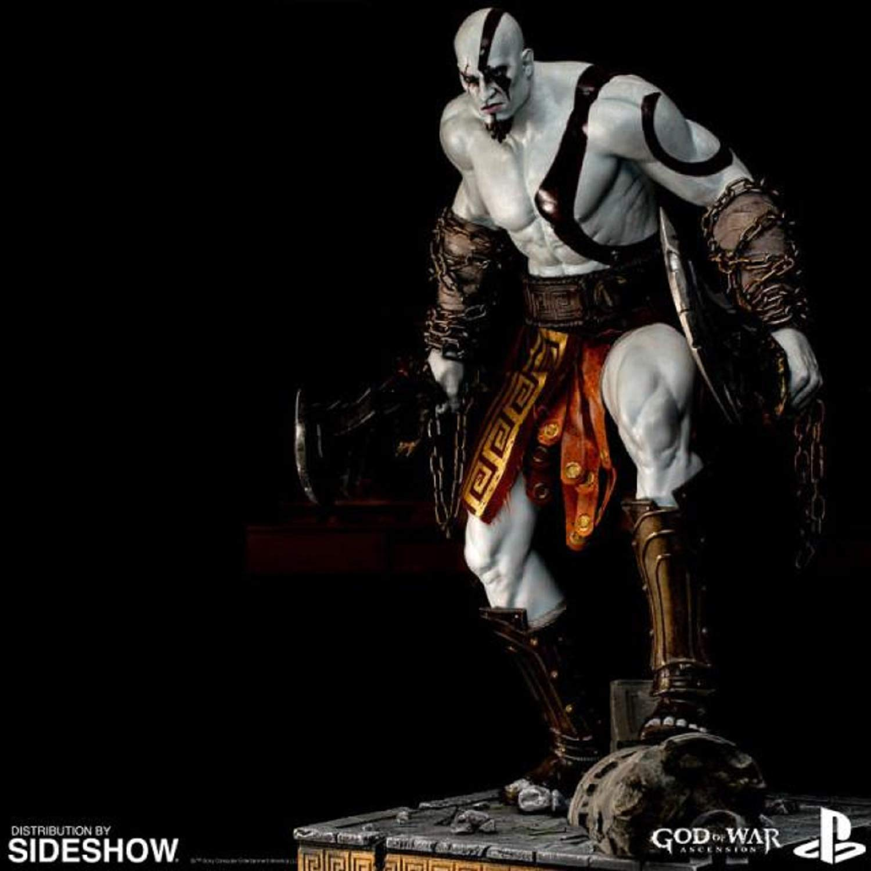 Sideshow 902762 - Kratos God of war