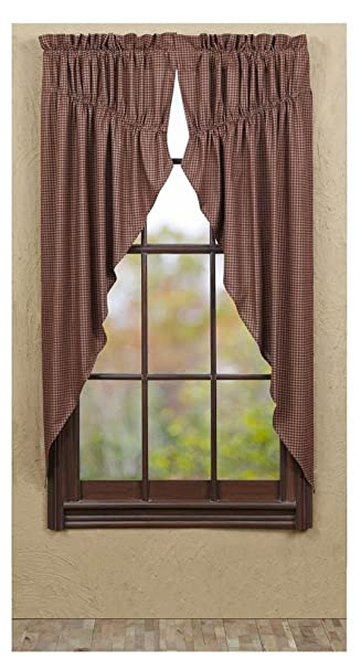 Bancroft Gathered Prairie Curtains