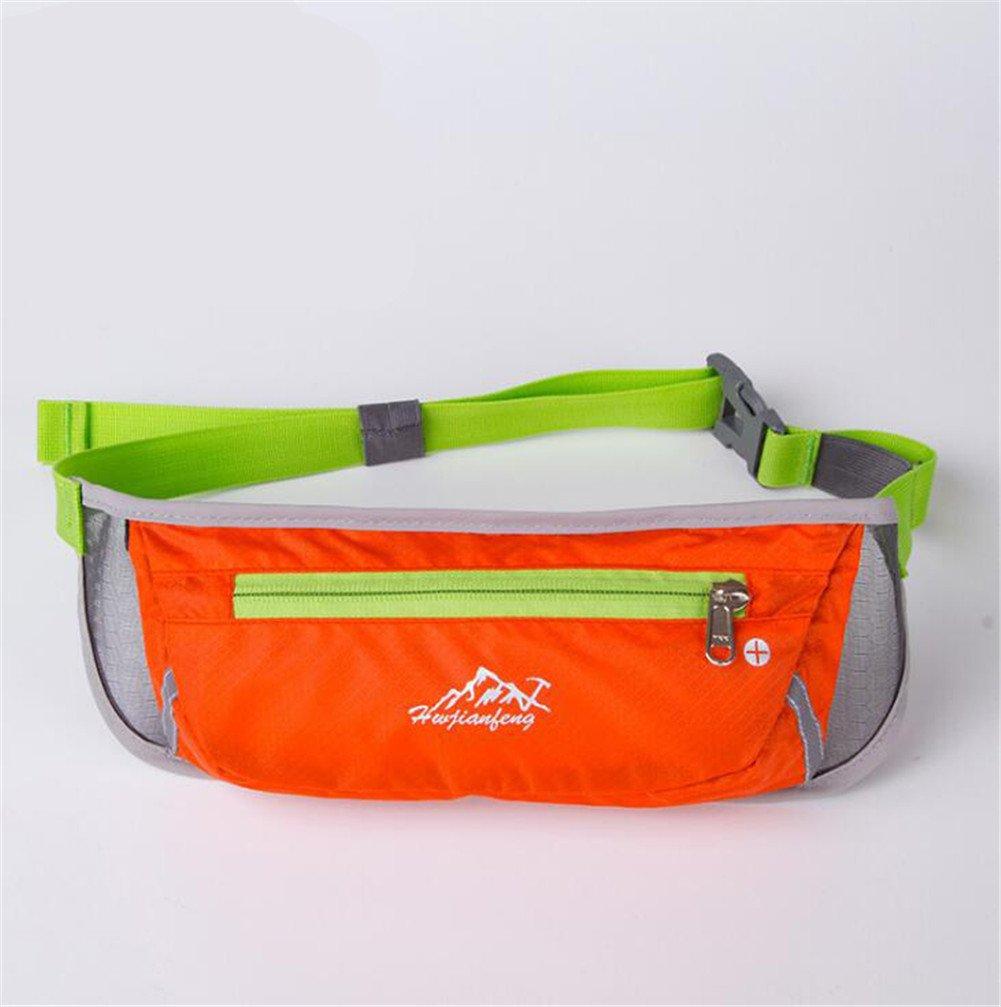 Wmshpeds Marathon fitness laufen Bag Outdoor multi-Funktion Musik mobile Sport Gürtel mit Ohrhörer Bohrung