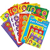 Trend T6491 Trend Stinky Stickers Variety Pack, Fun favorites, 435/pack