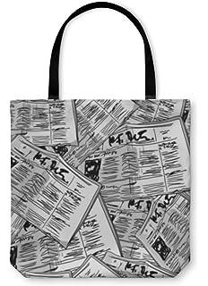 Pattern Of Seashells 3907306GN Gear New Shoulder Tote Hand Bag