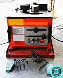 SKEMIDEX---Electric 1'' inch Rebar bending Bender Foot Switch #8 Foot pedal included And light equipment and heavy equipment light equipment definition used construction hand tools for sale light