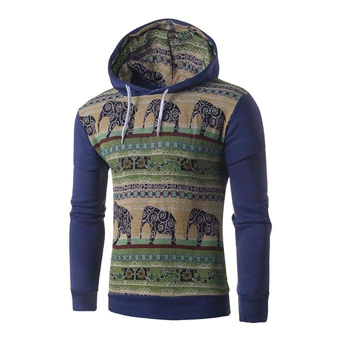Suéter de los Hombres, Chaqueta al Aire Libre de los Hombres, Ropa, Casual