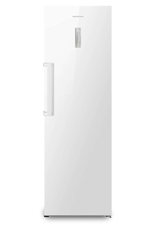 INOX 8 Cajones No Frost 260 litros A+ Congelador Vertical INFINITON CV-1785//1785S NF