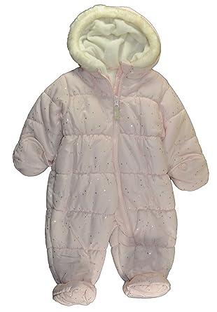 05b57ef65 Amazon.com  Carter s Baby Girls Light Pink Pram (3-6 Months)  Clothing