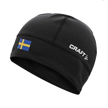 Craft Bonnet Thermique Basse température Small Noir Noir