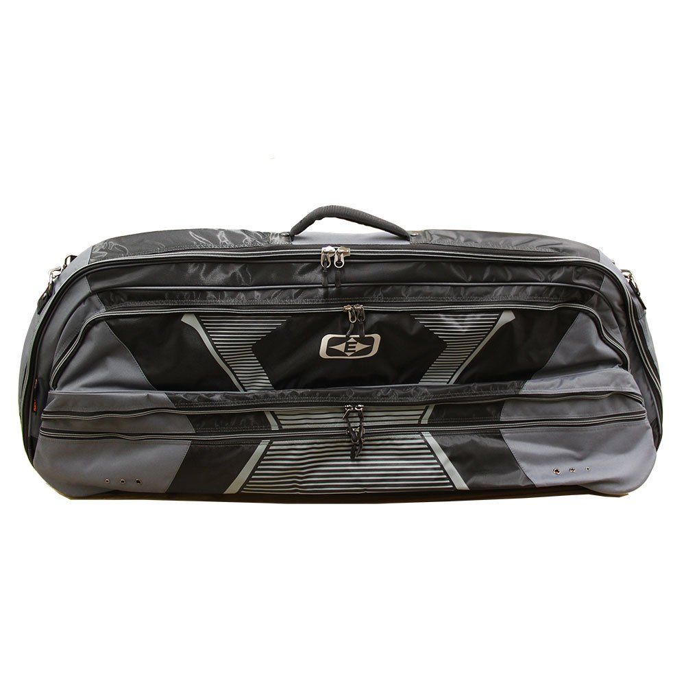 Easton World Cup Bow Case Black/Grey Black by Easton
