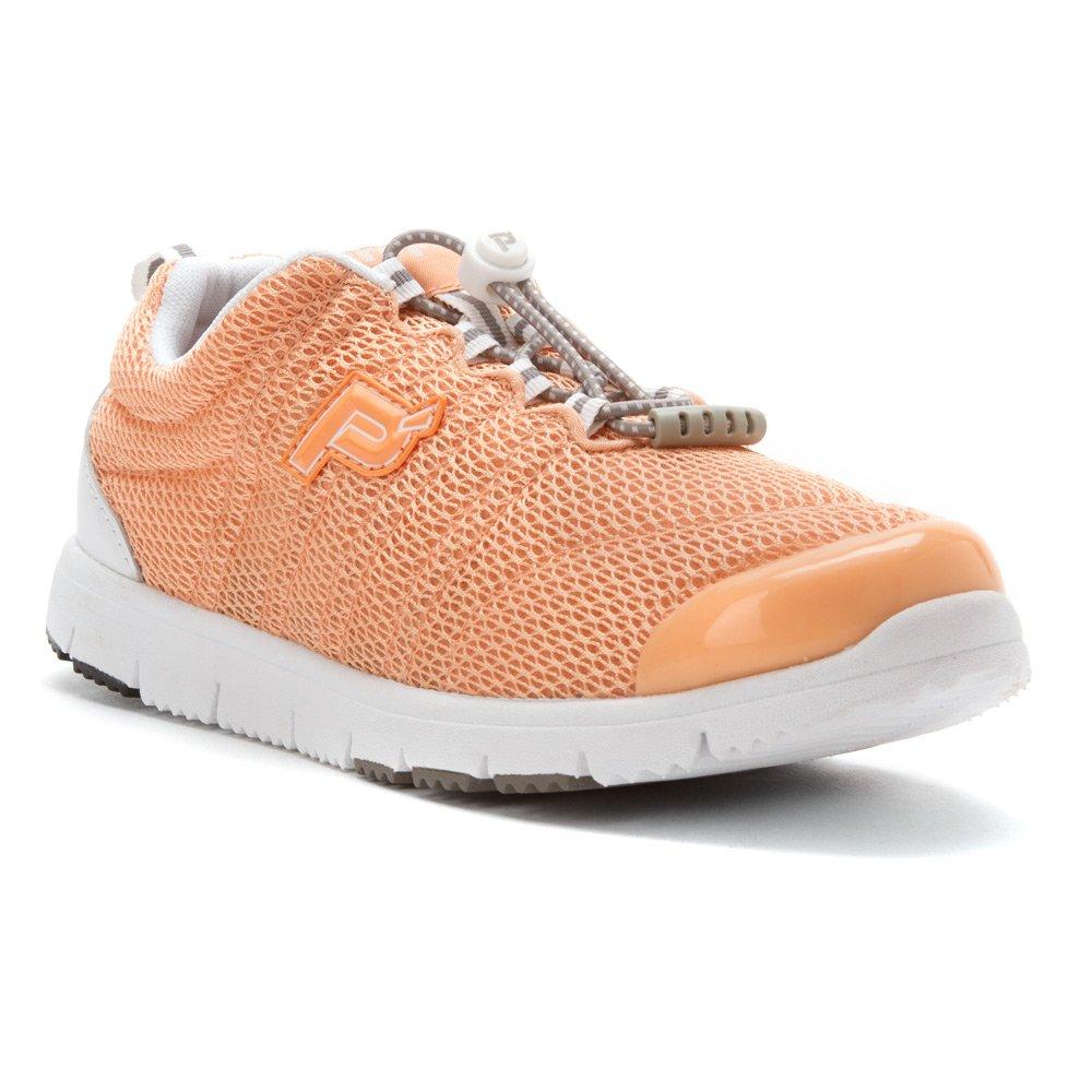 Propet Women's Travelwalker II Shoe B008K867A6 12 C/D US|Peach Mesh