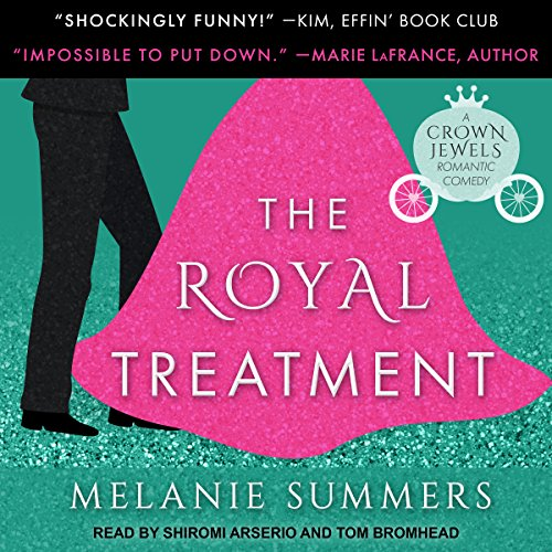 The Royal Treatment: Crown Jewels, Book 1